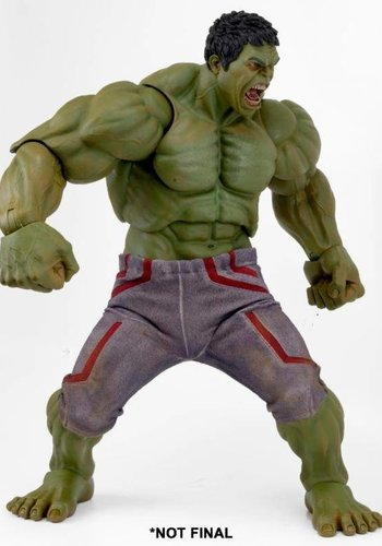 NECA Avengers - Age of Ultron: Hulk 1/4 Scale Figure - neca