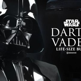 Sideshow Star Wars: Darth Vader Life-Size Bust