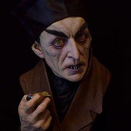 Sideshow Sideshow : Classic Painted Nosferatu