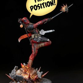 Sideshow Deadpool Heat-Seeker Premium Format Figure