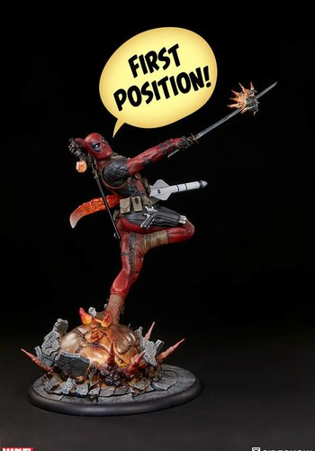 Deadpool Heat-Seeker Premium Format Figure