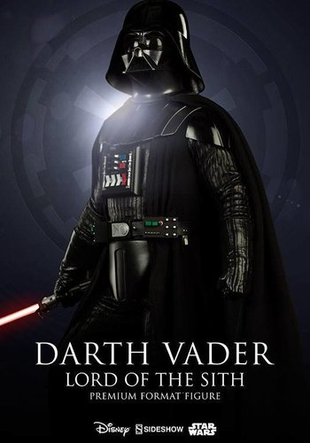 Sideshow Star Wars: Darth Vader - Lord of the Sith - Premium Format Statue