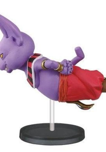DRAGON BALL Z - FIGURINE WCF 30TH ANNIV. VOL 5 - CHAMPA - 7CM