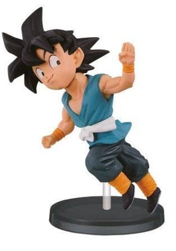 DRAGON BALL Z - FIGURINE WCF 30TH ANNIV. VOL 5 - SON GOKU - 7CM