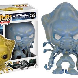 FUNKO INDEPENDENCE DAY - BOBBLE HEAD POP N° 283 - ALIEN - LIMITED