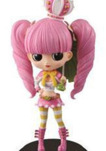 Banpresto ONE PIECE - Q POCKET - GIRLS SEASON - PERONA VERS. A - 14CM