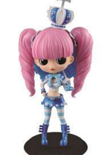 Banpresto ONE PIECE - Q POCKET - GIRLS SEASON - PERONA VERS. B - 14CM