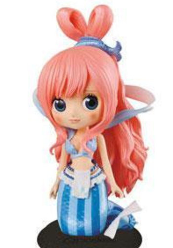 Banpresto ONE PIECE - Q POCKET - GIRLS SEASON - SHIRAHOSHI VERS. B - 14CM