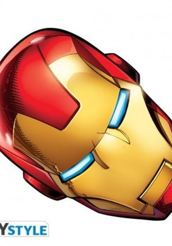 MARVEL - Mousepad Iron Man  in shape