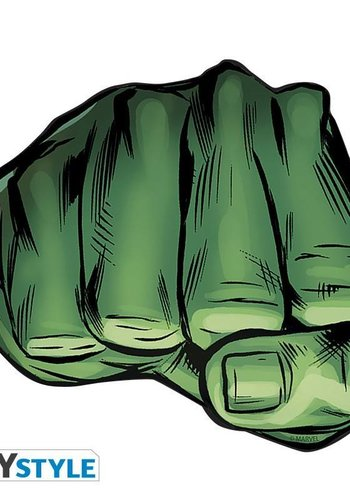 MARVEL - Mousepad - Hulk fist - in shape