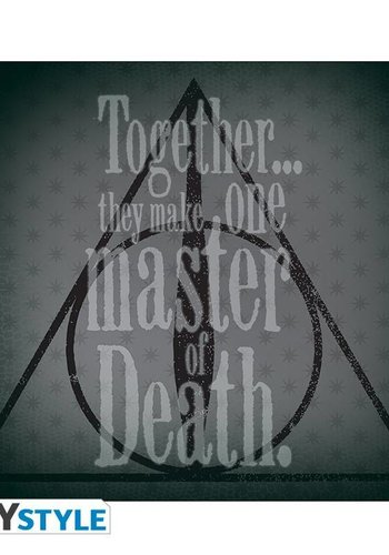 HARRY POTTER - Mousepad - Deathly Hallows