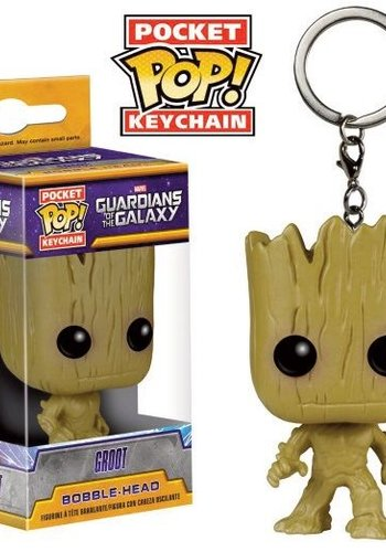 FUNKO Pocket Pop! Keychains: Guardians of the Galaxy - Groot