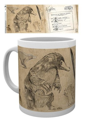 Hole In The Wall Fantastic Beasts: Nifflers Mug Fantastic Beasts: Nifflers Mug