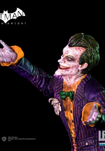 DC Comics: Batman Arkham Knight - The Joker 1:10 scale Statue