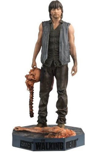 Walking Dead Fig. Mag #20 Daryl Dixon Bowling Ball