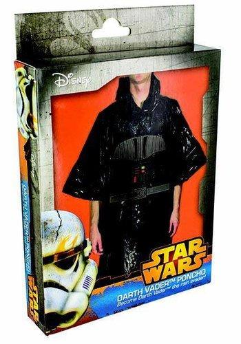 Star Wars: Darth Vader Festival Poncho Version 2