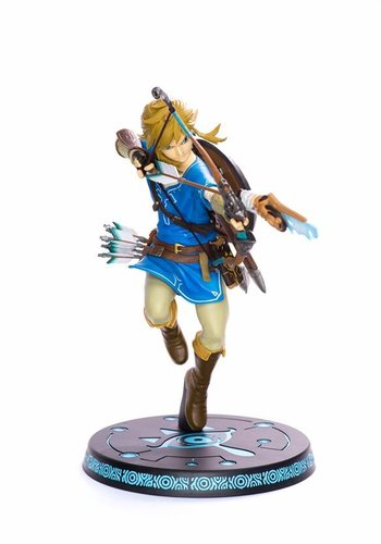 First 4 Figures Zelda: Breath of the Wild - Link 25 cm PVC Statue