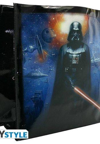 """STAR WARS - Shopping Bag - """"Yoda Darth Vader"""""""