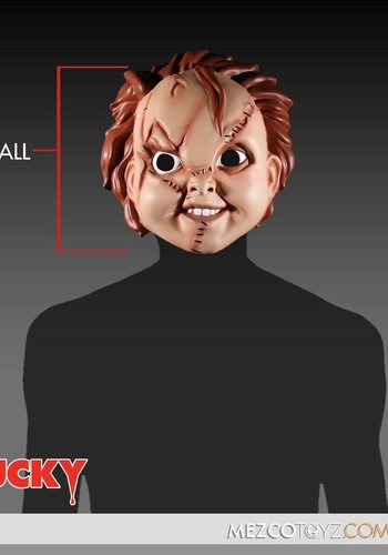 CHILD'S PLAY - MASK CHUCKY