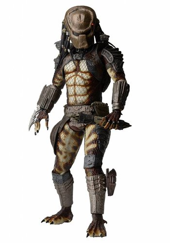 Predator: City Hunter Predator with LED Lights 1/4th Scale Figure