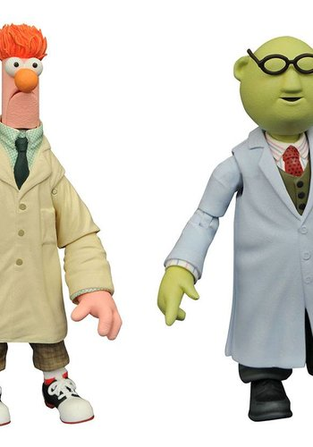 The Muppets Select Series 2 Beaker and Bunsen Action Figure
