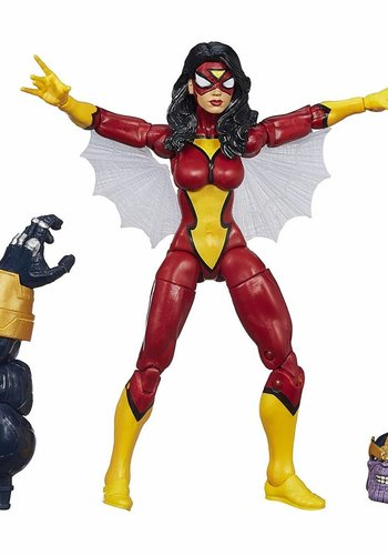 Marvel Legends Infinite Fierce Fighters Spider Woman - action figure