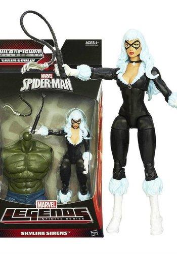 Marvel Spider-Man Infinite Legends Series: Skyline Sirens