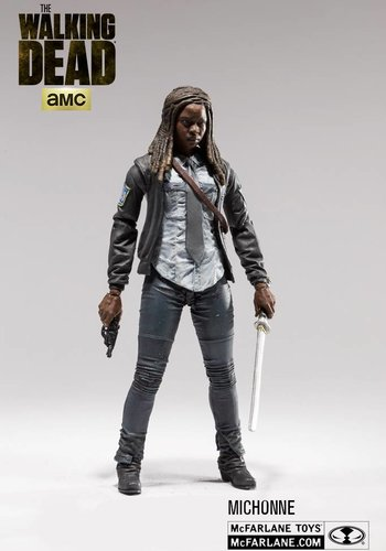 The Walking Dead: Series 9 Constable Michonne
