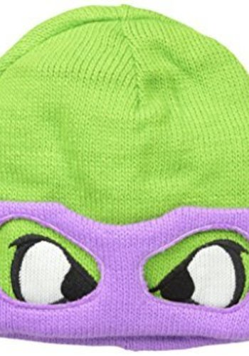 Retro Turtles - Face Beanie Donnie