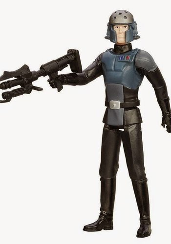 Star Wars Rebels Agent Kallus Figure