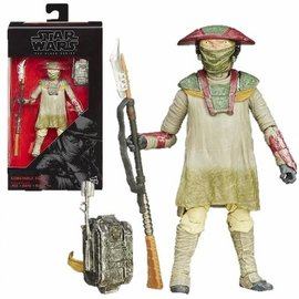 Star Wars: The Force Awakens The Black Series 6-Inch Action Figures Wave 2 Revision 1 Constable Zuvio