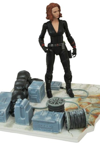 Action Figure Black Widow