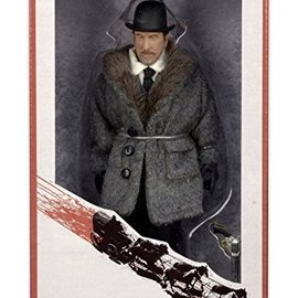 The Hateful Eight - Oswaldo Mobray (The Little Man) - 8 Inch Clothed Figure