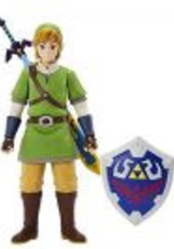 The Legend of Zelda: Link Deluxe Big Figure