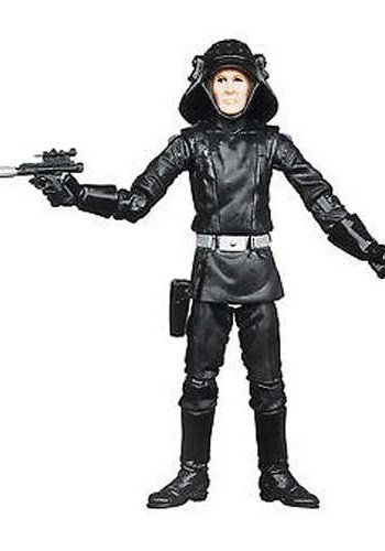Star Wars The Black Series Imperial Navy Commander 3 3/4-Inch Action Figure