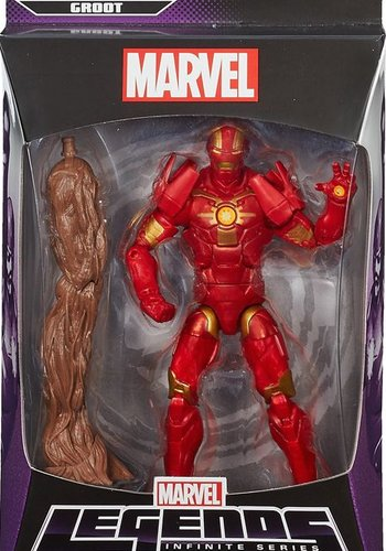 Marvel Legends Action Figures 15 cm Infinite Series Iron Man
