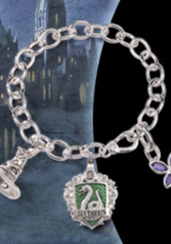 Lumos Slytherin - Charm Bracelet