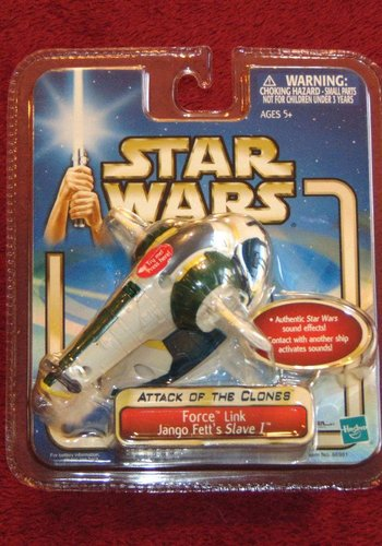 Star Wars: Attack of the clones - force link - Jango Fett's Slave