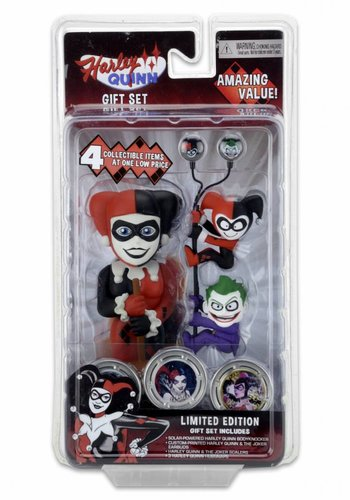 DC Comics: Limited Edition Harley Quinn Gift Set