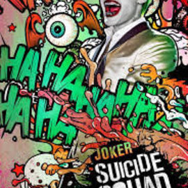 Suicide Squad Poster The Joker