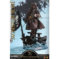 Pirates of the Caribbean : Dead Men Tell No Tales - Jack Sparrow (Johny Depp)1:6 scale Figure
