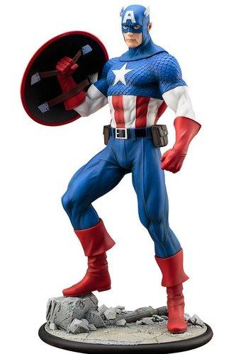 Marvel: Captain America Modern Mythology Artfx Statue