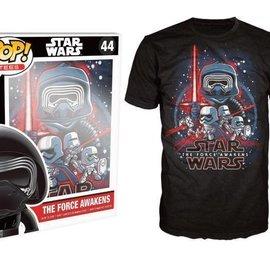 FUNKO Pop! Tees: Star Wars The Force Awakens
