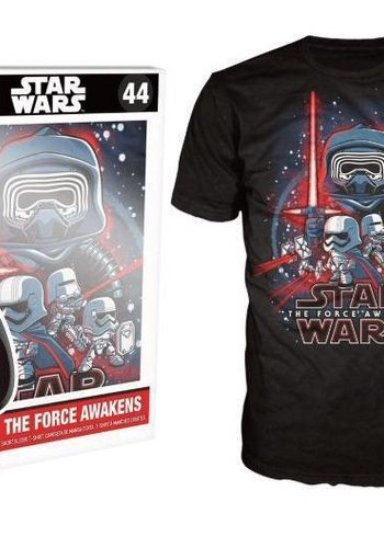 Pop! Tees: Star Wars The Force Awakens