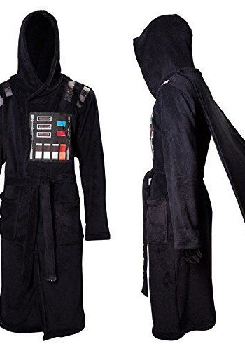 Bioworld Star Wars - Darth Vader Bathrobe with Cape