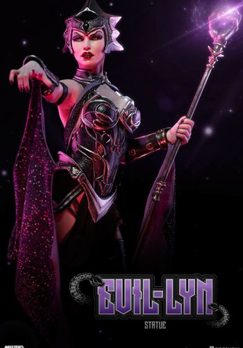 Sideshow Masters of the Universe: Evil-Lyn Statue