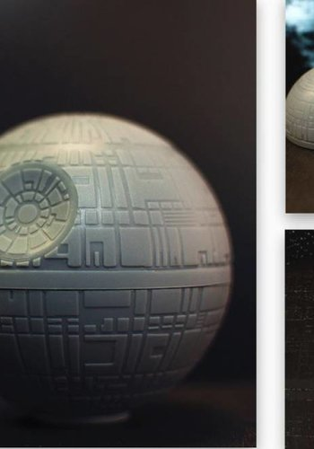 Paladone Star Wars: Death Star Ice Cube Mould