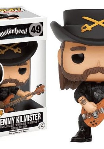 Pop! Rocks: Lemmy