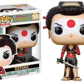 FUNKO Pop! DC: Bombshells - Katana
