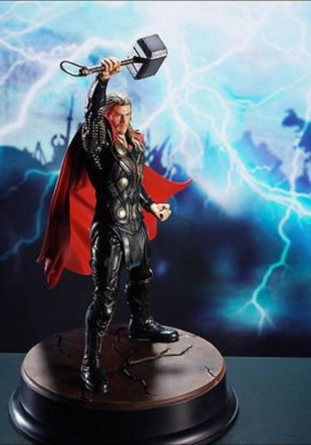 Dragon Models Thor: The Dark World - Thor Model Kit (1/9 Scale)